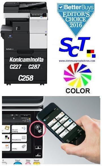 Premios a nuestros Multifuncionales A3 Color para oficinas - Blog Sistemas y Copiadoras