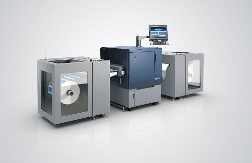 Nueva impresora de producción de etiquetas para tiradas cortas y personalizadas. - Blog Sistemas y Copiadoras