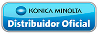 Distribuidor Oficial Konica Minolta.